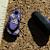 Purple Flip Flop Beads