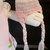 hand crochet Baby bow Hat, Photo Prop, baby girl hat baby shower gift newborn