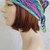 hand crochet bandana dorag women bandana men bandana dreadlock snood ~ gypsy