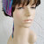 hand knit bandana dorag women accessories head scarf kerchief chic boho hair net