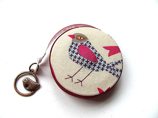 Tape Measure Just Birds Retractable Measuring Tape