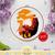 Lion Africa   Digital Download   Round Cross Stitch Pattern  