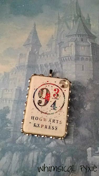 Hogwarts Express Game Tile