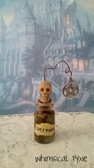 Gillyweed Potion Bottle