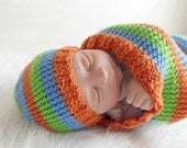CUSTOM Made to Order Beanie Newborn Hat