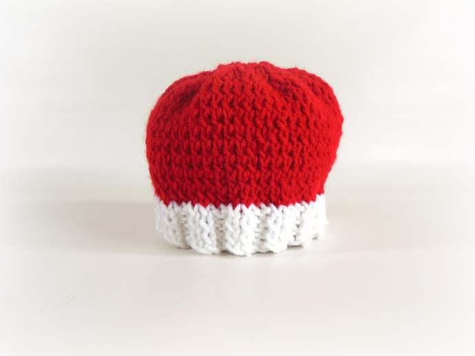Custom Order Santa Cocoon & Hat Set, Santa Sleep Sack, Santa Swaddle Sack, Santa