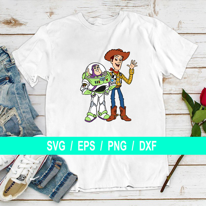 Toy Story svg, Woody svg, Sheriff Woody Stencil, toy story clipart, Disney