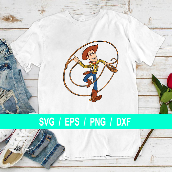 Woody SVG, Toy story woody clipart, Toy story svg file, Disney svg, woody clip
