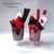 Candy Ace Felt Sundae Cups. Steampu Ace of Spades Ace of Hearts Deck of Cards