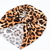 Custom Order for Josey - Mommy and Me Leopard Turban Set