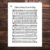I HAVE A SONG I LOVE TO SING Vintage Verses Printable Sheet Music Wall Art