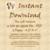 JESUS I COME Vintage Verses Printable Sheet Music Wall Art Instant Download Hymn