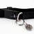Sebbys Corner Starter Collar in Black, Small Pet Collars, Cat Collars, Pet