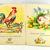 Barnyard Babies Vintage 1948 Samuel Lowe Company Childrens Book 1121