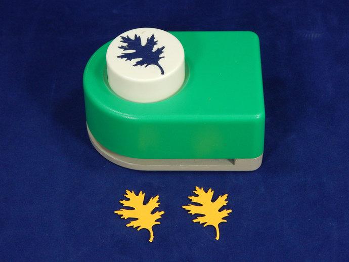 OAK LEAF Paper Craft Punch, (Unbranded)