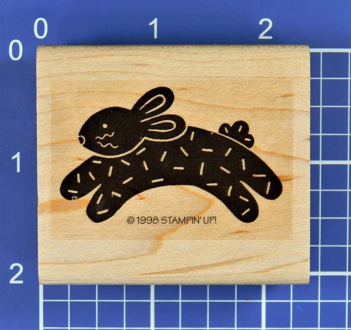 BUNNY RABBIT, Rubber Stamp by Stampin' Up!