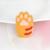 Cute Cat Paw Enamel Pin Brooches Lapel Badge Accessories Bags Backpack Kitten