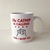 Coffee Mug - 'The Catnip Is Calling And I Must Go' White Mug With Red Text -