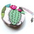 Tape Measure Flowering Cactus Retractable Measuring Tape