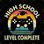 High School Level Complete Digital Cut Files Svg, Dxf, Eps, Png, Cricut Vector,