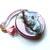 Measuring Tape Koalas on Pink Retractable Pocket Tape Measure