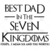 Best Dad In The Seven Kingdoms Digital Cut Files Svg, Dxf, Eps, Png, Cricut