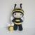 Felton in Bee Costume & Friend-  Handmade Crochet Plushie Toy