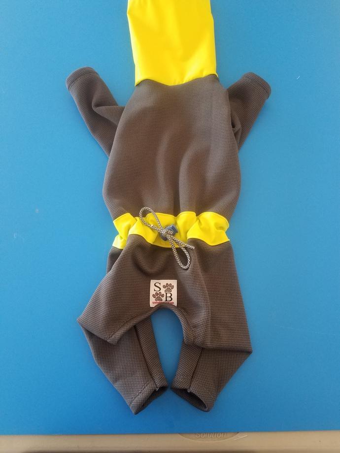 MEDIUM Cinch Suit Activity Romper
