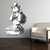 Alice with Crown - Vinyl Wall Decal - Various Sizes Available