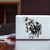When the Horse Stopped - Alice in Wonderland - Vinyl Wall Decal - Various Sizes