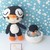 Felton in Penguin Costume- Crochet Amigurumi Pattern PDF