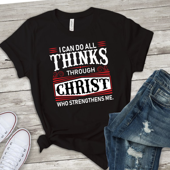 I can do all things through christ,inspirational svg,christian svg,faith over