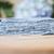 Khadi Paper - A6 sized light grey cotton rag watercolour paper - single sheets