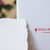 Khadi Paper - A6 sized white cotton rag watercolour paper - 320 gsm - single