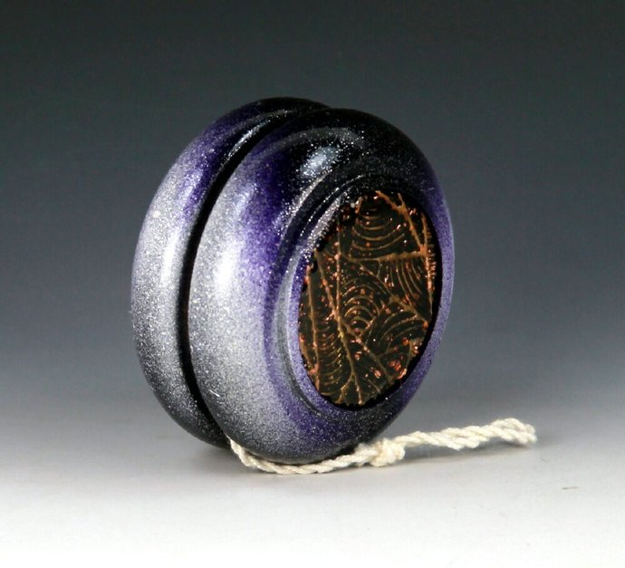 Vintage Parker Pro Imperial Fixed Axle Yo-Yo Completely Re-Made by YoYoSpin