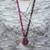 Hand Knot Long Beaded Necklace with Pendant Layering bohemian jewelry Gifts by