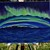 """""""Green band Rising To The North"""" 24 x 18 Painting of The Auroras"""