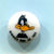 Looney Tunes Daffy Duck Clothing Button Disney Collectible, 1989