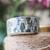 Nishi Shuku washi tape - Forest - 2 cm wide masking tape