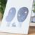 Nishi Shuku postcard pad - Star - 10 postcards with 5 different designs