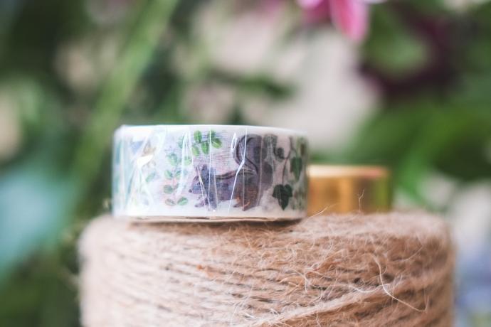 Aiko Fukawa washi tape - Kusamura - 2 cm wide masking tape