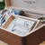 Classiky Desk Tool Box - perfect for arranging your planning and journaling