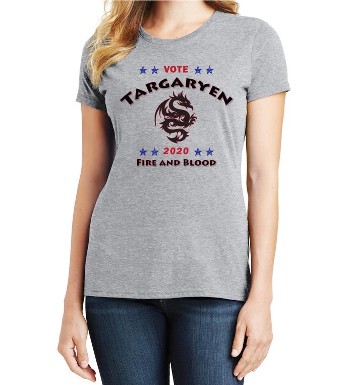Women's Vote Targaryen 2020 T-Shirt