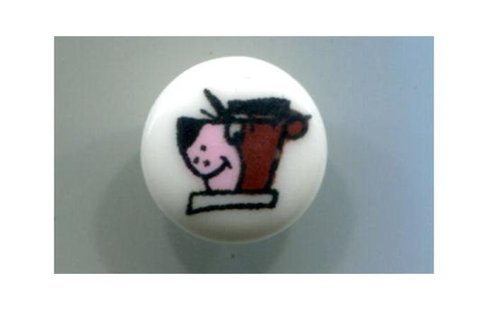 Yogi Bear Plastic Clothing Button Hanna Barbera Comic Cartoon