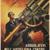 "Vintage Arruolatevi War Propaganda Poster - Art Print - 13"" x 19"" - Custom Sizes"