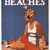 "Vintage California Beaches - Art Print - 13"" x 19"" - Custom Sizes Available"
