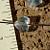 Clear Dichroic Heart Czech Beads 9-1213