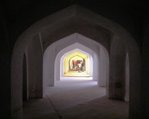 At the Amber Fort in Jaipur, India (No 1)