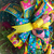Vibriant Summer Wreath perfect for the beach flip flop weather!