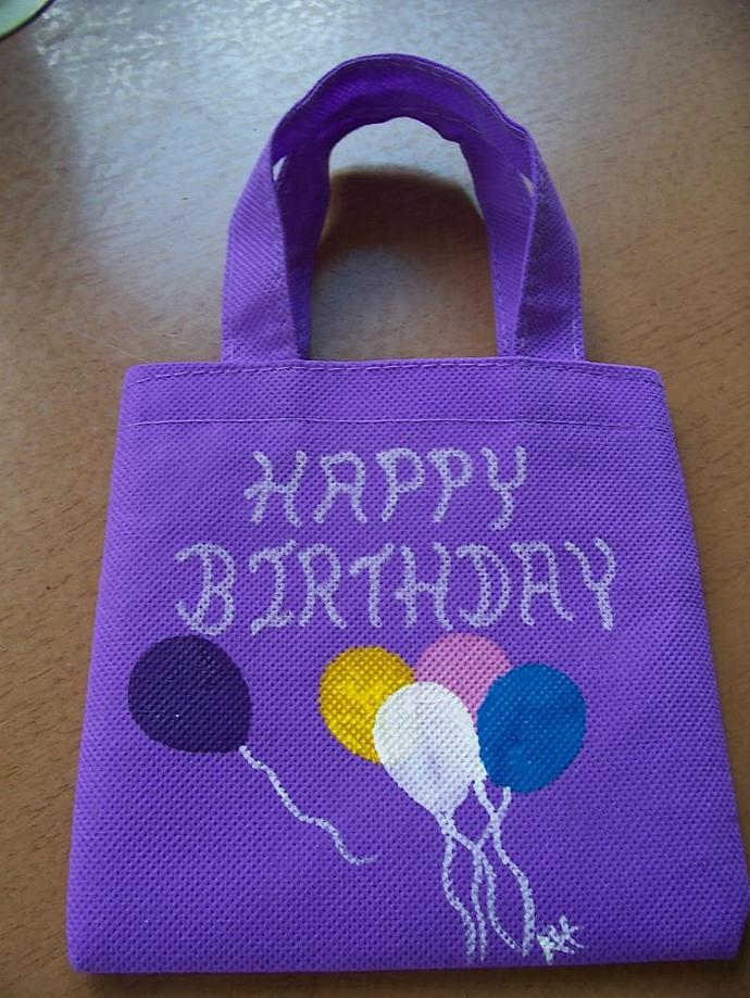 Happy Birthday Mini Bag